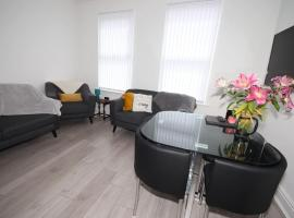Picton Executive Luxury Apartment, hotel in Liverpool