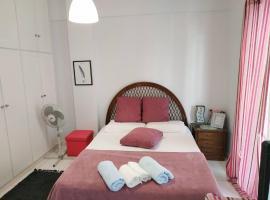 CKBSM Patras apartment 2, apartment in Patra