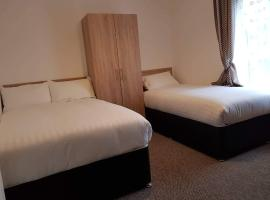 Comfort room with free minibar tea&coffee