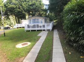 Luxury 8 Berth Caravan, Lower Hyde, Shanklin
