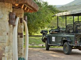 Garden Route Safari Camp