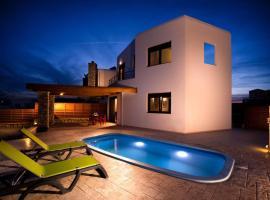 Villa Dias, hotel in Lachania