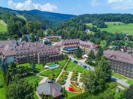 Hotel Stok – hotel w pobliżu miejsca Skocznia narciarska Wisła-Malinka w Wiśle