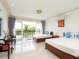 The Art - Big Sea Villa Hoi An Riverside