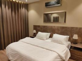 Hamsun Suites ( Nursery Shahra e Faisal )