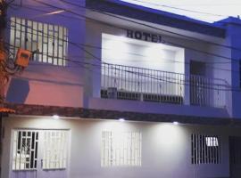 HOTEL HELICONIAS MOMPOX