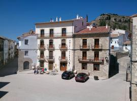 Hotel D'Ares, pet-friendly hotel in Ares del Maestre
