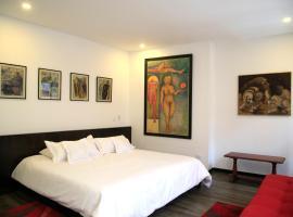 Hotel Museo San Moritz