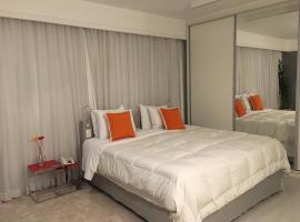 Flat Luxuoso, Confortável e Moderno