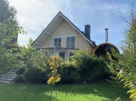 Ferienhaus Seeperle Wendisch Rietz Scharmützelsee