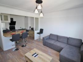 Appartement T3 entièrement rénové