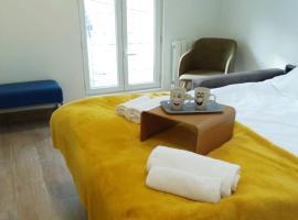 Grand Studio Luxueux A 5 minutes de Paris pour vos vacances ou vos Déplacement Professionnel - Parc Des Exposition