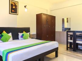 Treebo Trend Le Frank, hôtel à Trivandrum