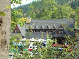 Zajazd Górski Kuźnice, hotel near Kasprowy Wierch Mountain, Zakopane