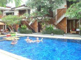 Rama Garden Hotel Bali, hôtel à Legian près de: Temple Petitenget
