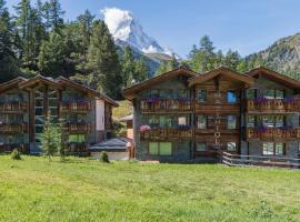 Hotel Matthiol, hotel a Zermatt