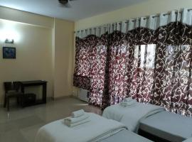 JYIC Service Apartments, hotel with pools in Greater Noida