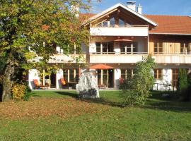 Ferienlandhaus Alpinum, Hotel in der Nähe von: Bayernhanglift, Lenggries