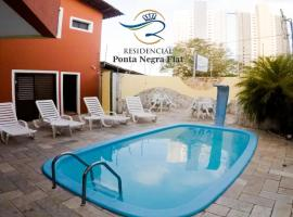 Residencial Ponta Negra Flat, budget hotel in Natal