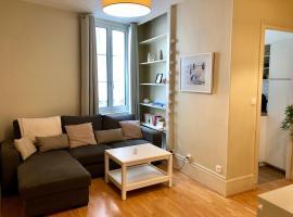 Appartement Valentine, budget hotel in Trouville-sur-Mer
