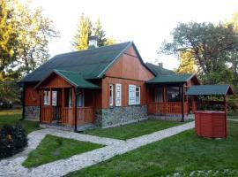 Komfortowy, odrestaurowany w 2019 kurpiowski wiejski dom