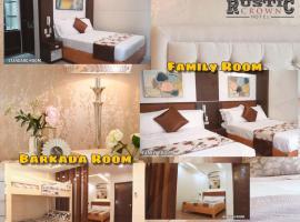 Rustic Crown Hotel