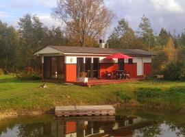 Parila Holiday House with Sauna
