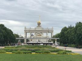 Shelter-Hotels VDNKH, hotel near Friendship of Nations Fountain, Moscow
