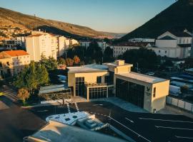 Hotel Verso, hotel u Mostaru