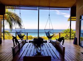 Hotel Nantipa - A Tico Beach Experience, hotel in Santa Teresa Beach