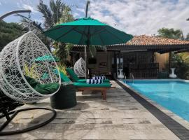 Nature Cabana & Floating Restaurant