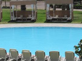 Guizado Portillo Hacienda & Resort, hotel a Lunahuaná