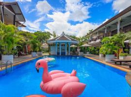 Vdara Pool Resort Spa Chiang Mai, hotel in Chiang Mai