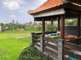 Villa Katak Sawah, hotel with pools in Ubud
