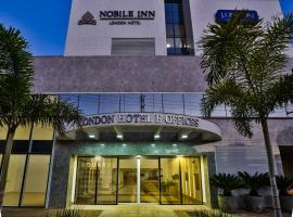 NOBILE INN LONDON ANÁPOLIS