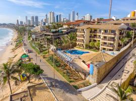 Happy Hotel Praia Azul, hotel in Natal