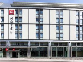 ibis Brighton City Centre - Station, hotel near Victoria Gardens, Brighton & Hove