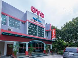 OYO 1180 Village View Motel Near Hospital Kulim, hotel in Kulim