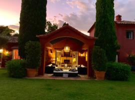 Villa El Carmen Marbella