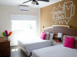 Mala Vecindad Playa Beer Hotel
