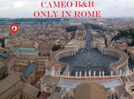 Cameo B&B, hotel malapit sa Vatican, Roma