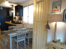 Appartement T3 Saint Lary Soulan