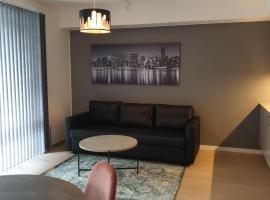 Barcode City Apartment