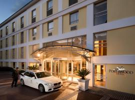 The Portswood Hotel, spa hotel in Cape Town