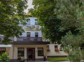 Pension zur Kurfürstin, Hotel in Wolkenstein