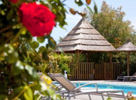 Le Mas de Cocagne, spa hotel in Saintes-Maries-de-la-Mer