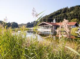 Haubers Alpenresort Landhaus