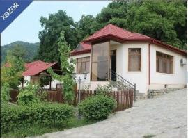 Qabala Xazar Cottages