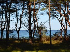 Arkona-Meeresblick am Prorer Wiek