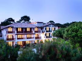 Villa du Pyla, hôtel à Pyla-sur-Mer près de: Dune du Pyla